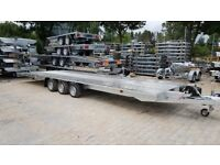 Car Transporter 8m, 3.5t NEW 2018 Twin Axles Autotransporter I8035