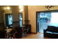 Fully fitted Hairdresser & Beauty Salon