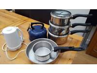 Kitchen Camping Equipment
