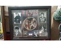 Limited edition ELVIS Presley picture
