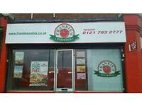 Pizza Shop for Sale