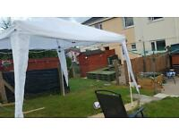 Pop up gazebo 3mx3m