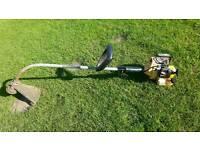 Mcculloch 60sx petrol strimmer/Grass trimmer