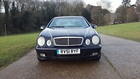MERCEDES CLK200 , AUTOMATIC, FULL SERVICE HISTORY