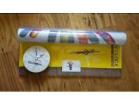 DIY Clock Sticker