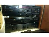 Quality Separates System - Cambridge Audio/Marantz/Mission/JVC