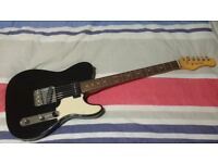 Stagg Telecaster with soapbar neck pickup