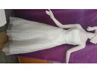 JORA COLLECTION Wedding dress size S (6-8) Walthamstow E17