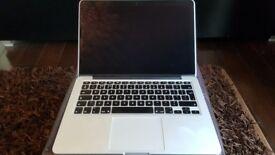 Apple MacBook Pro 13 inch Intel Core i5 8GB 128GB