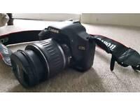 Canon 500D DSLR Camera + USM Lens
