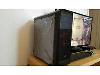 Super Gaming PC / Workstation Intel 8core 16thread cpu 32Gb ddr3 Ram r9 270x Video Card
