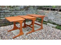 Vintage G plan Nest of Tables
