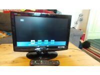 Panasonic HD Ready Television Black LCD Viera TV TX-L19X10B - Freeview Tuner,Can Deliver
