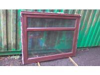 Upvc double glazed window unit 1480 x 1080,