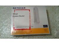 Netgear Router. brand new item