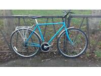 Gents Town Road Touring Bike Bicycle. Fully Guaranteed
