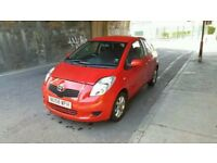 Toyota Yaris TR S-A, 2008 year, low mileage, petrol, Semi Auto