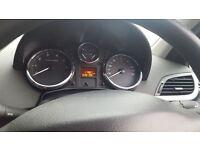 Silver Peugeot 206 Sport
