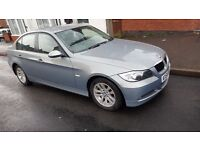 BMW SERIES 3 DIESEL 6-SPEED 2005