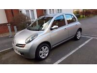 BEAUTIFUL CLEAN TOP OF THE RANGE MICRA SX, 1 OWNER, LEATHER SEATS, ALLOY WHEELS, AIR CON.