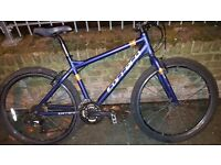 Carrera LTD edition bike for sale, mint condition everything working