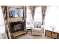 Reduced by £1,000 to £34,950 Beautiful Residential Caravan Luxury Holiday Home As New