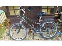 Ladies giant sedona ds mountain bike hybrid