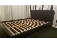 Kingsize Bed Frame Black