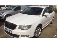 Skoda Superb Greenline Diesel 2010