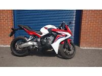 Honda CBR 650F Mint Condition