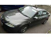 Mazda 6, 2006, 2.0d. Years mot