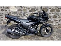 Honda CBF 125 on a 15 plate only 1800 miles showroom condition £1700 phone. 07452899468