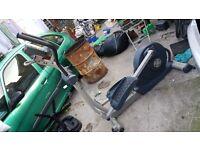 Norditrack cxt 1400 runing machine