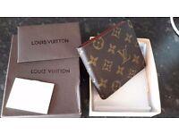 Top Designer Brand LouisVuitton mens wallet