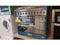 Brand New Graded SMEG C92DX8 Dual Fuel Range Cooker with WARRANTY