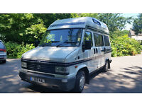 WARRANTY POWER STEERING PEUGEOT AUTOSLEEPER SYMPHONY CAMPERVAN HABITATION CHECKED FSH 40k MILES A1.
