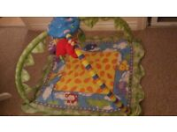 For sale baby play mat