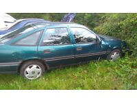 Vauxhall cavalier 1.8 breaking for spare parts