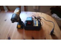 Used Dewalt DCF815 cordless 10.8 v XR Lithuim-Ion Impact driver set. see photos and details