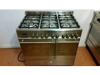 90cm Kenwood range cooker
