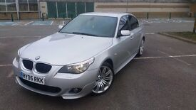 L@@K BMW 530I M SPORT. PETROL. MANUAL. VERY RARE CAR . FULL MOT. FSH. ABSOLUTELY STUNNING. !!!!!!!