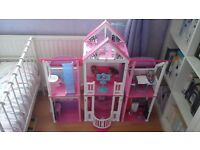 Barbie California House with Furniture and all the Accessories