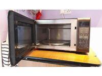 Sharp Quartz Grill Microwave