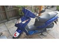 Honda Dylan 125cc