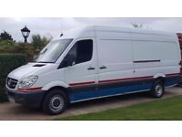 24/7 MAN & VAN HOUSE REMOVALS VAN HIRE, CLEARANCE*UNBEATABLE PRICES GUARANTEED* EXCELLENT SERVICE