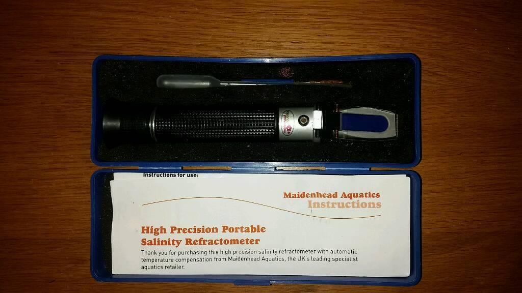 Refractormeter