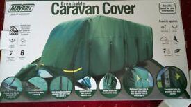 Maypole Caravan Cover (up to 4.1m/14 feet)