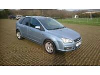 FORD FOCUS 2.0 Ghia 5dr (blue) 2007