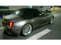 Bmw z4 3.0 automatic 05 reg