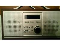 SOLD! Digital Radio retro style